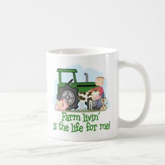 Farm Livin' (Boy) Mug