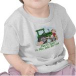 Farm Livin' (Girl) T Shirts