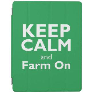 Farm On iPad Cover
