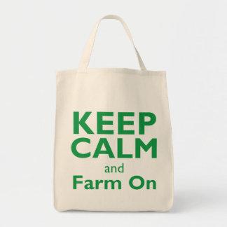 Farm On Tote Bag