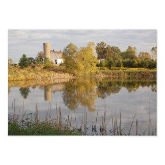 Farm Reflections 13 Cm X 18 Cm Invitation Card