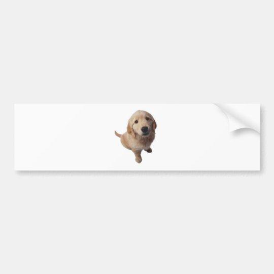 Farm small dog bumper sticker
