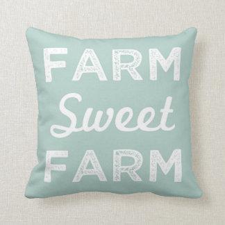 Farm Sweet Farm Pillow