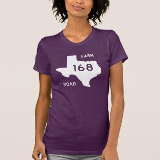 Farm-to-Market Road 168, Texas, USA Tee Shirts