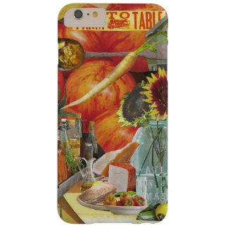 Farm to Table Barely There iPhone 6 Plus Case