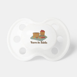 Farm to Table BooginHead Pacifier