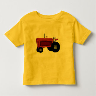 Farm Tractor Toddler T-Shirt
