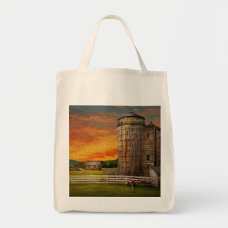 Farm - Welcome to the farm Canvas Bags