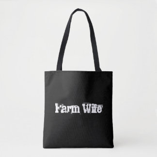 Farm Wife Bag