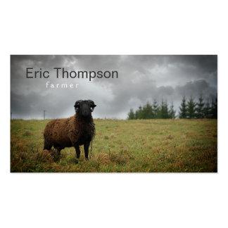Farmer Business Card