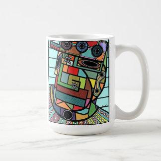 """""""Farmer"""" by Ruchell Alexander Coffee Mugs"""