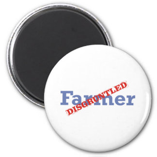 Farmer Disgruntled Magnets