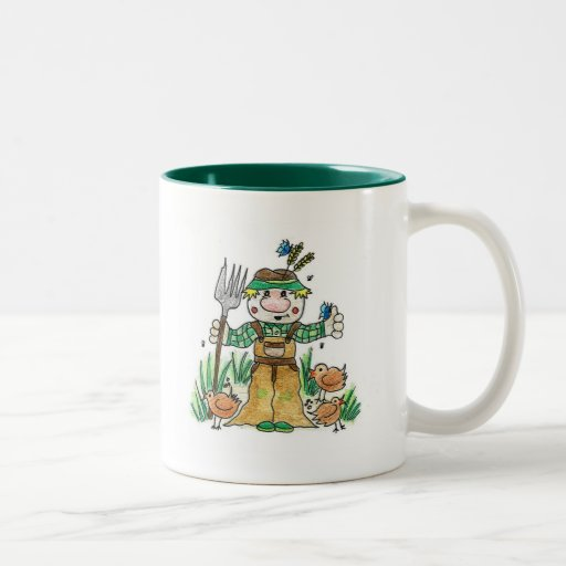 Farmer Giles Two-Tone Mug