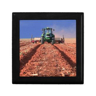 Farmer Planting Maize Using Tractor, Vaalkop Gift Box