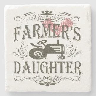 Farmer's Daughter Stone Coaster