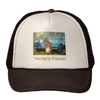 """""""Farmer's Friend's Truckers Hat"""" Cap"""