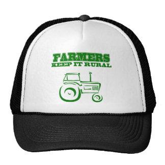 Farmers Keep It Rural Hat