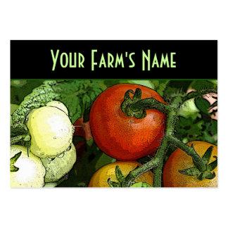 Farmer's Market Business Card
