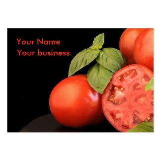 Farmer's Market Business Card Template