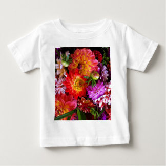 Farmers market flowers baby T-Shirt