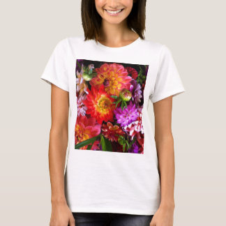 Farmers market flowers T-Shirt