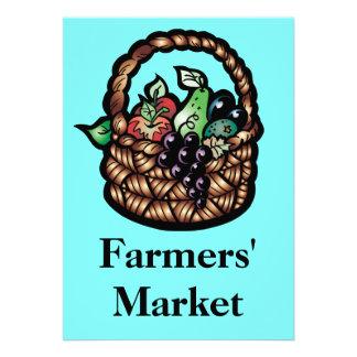 Farmers' Market Cards