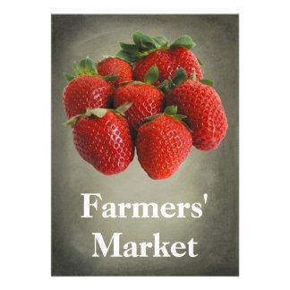 Farmers' Market Custom Announcements