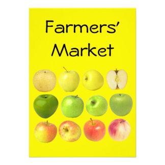Farmers' Market Invitation