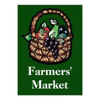 Farmers' Market Invite