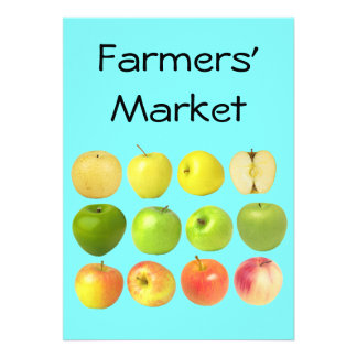 Farmers' Market Announcements
