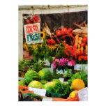 Farmer's Market Invitations