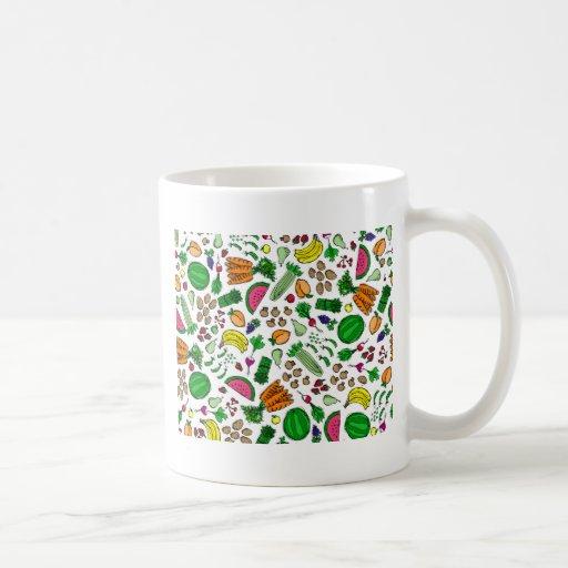 Farmer's Market Medley Coffee Mug