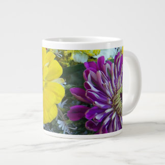 Farmers Market Mugs 20 Oz Large Ceramic Coffee Mug