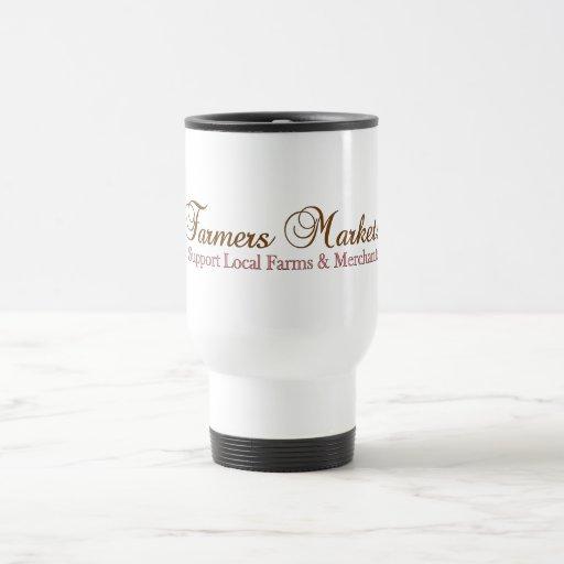 Farmers Market products Coffee Mugs