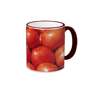Farmers Market Tomatoes Mug