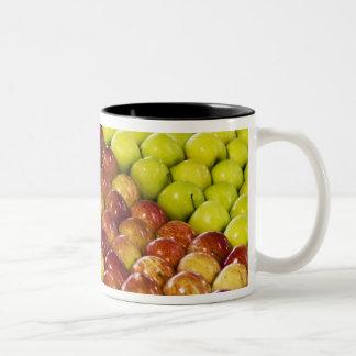 Farmer's Market Two-Tone Coffee Mug