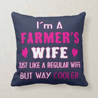 Farmer's Wife Cushion