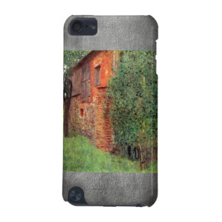 Farmhouse in Chamber in Attersee by Gustav Klimt iPod Touch 5G Case
