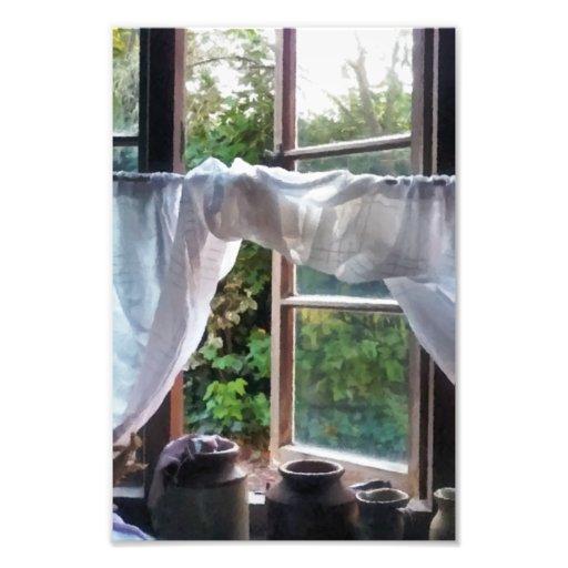 FARMHOUSE KITCHEN WINDOW ART PHOTO