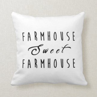 Farmhouse Sweet Farmhouse Pillow