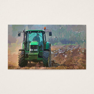 FARMING BUSINESS CARD