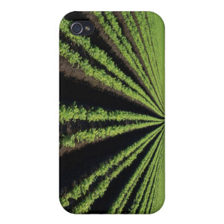 Farming, crops, , Iphone case, soybeans, corn, FFA Case For iPhone 4