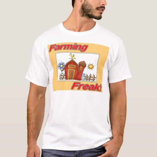Farming Freak merchandise T-Shirt