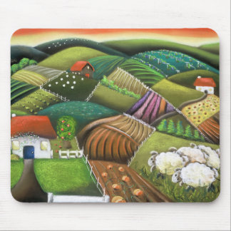 Farming in the Wairarapas Mouse Mat