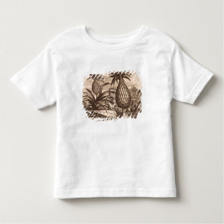 Farming Large Pineapples, illustration from a desc Toddler T-Shirt