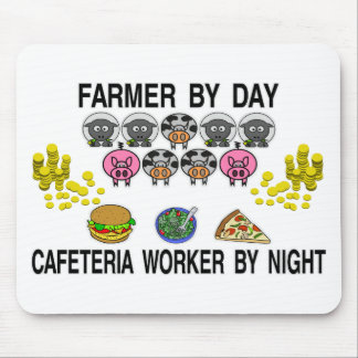 Farming My Cafe Mouse Mat