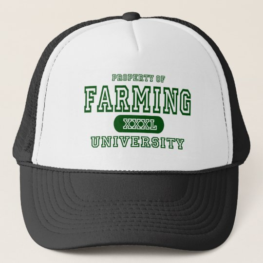 Farming University Cap
