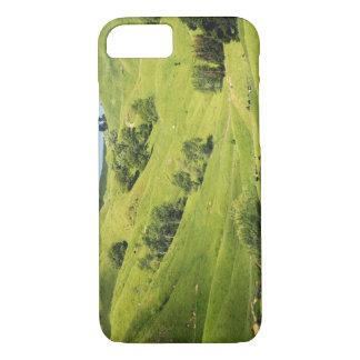 Farmland near Gisborne, New Zealand iPhone 7 Case