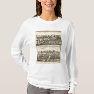 Farms of G Ives, Oakland, and A Wheeler, Pewaukee T-Shirt