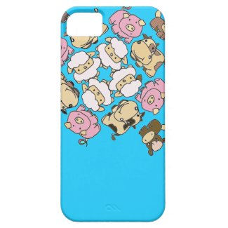 farmyard animals cute case original design ooak